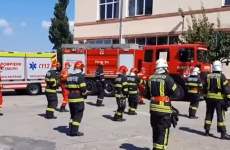 Pompieri Timiș
