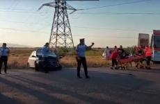Accident Rutier Mircești și Petrești