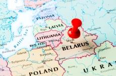 Belarus Polonia, Lituania Letonia Estonia Ucraina