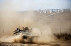 gaza tanc israel