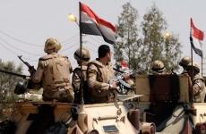 armata egipteana