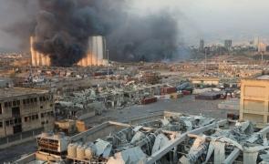 explozie Beirut Liban