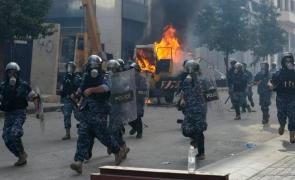protest liban beirut