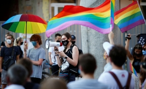 LGBT proteste