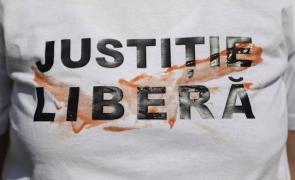 justitie justitia protest