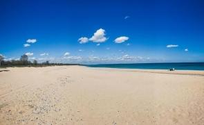 Bulgaria plaja Albena