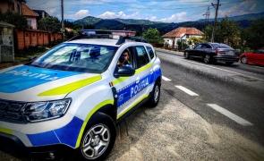 masina politie radar