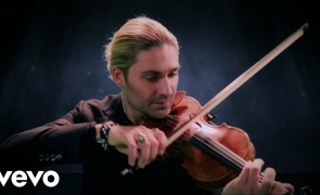 David Garrett violonist