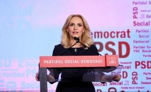 Gabriela Firea Congres PSD
