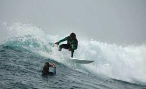 Khadjou Sambe surf senegal