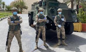 armată, spania