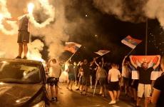 Muntenegru Podgorica bucurie