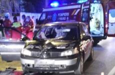 accident pietoni Chitila