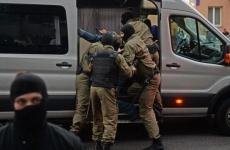 Belarus, arestare