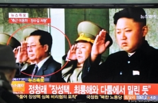 Jang Song-Thaek Coreea de Nord Kim Jong un