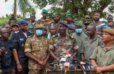 junta Mali Africa