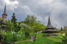 Maramures biserici lemn