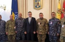 Mihai Fifor, alături de Liga Militarilor