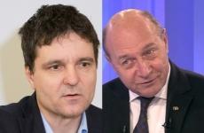 Nicușor Dan / Traian Băsescu