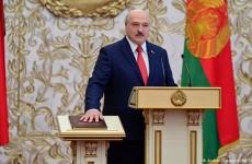 Alexander Lukashenko juramant