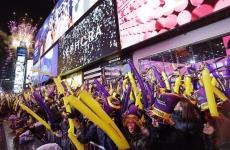 Times Square revelion