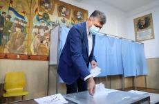 Marcel Ciolacu vot