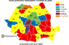harta primari locale 2020