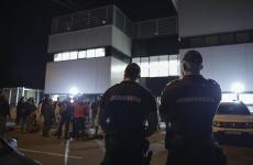 Jandarmerie vot sector