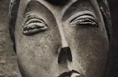 portret de femeie, brancusi