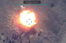 Atac Azerbaidjan, rachetă