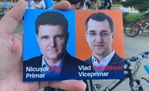 Nicușor Dan Vlad Voiculescu