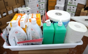 produse curatenie kit dezinfectie