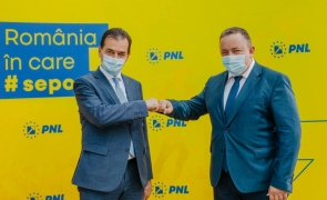 Adrian Nicolae David și Ludovic Orban