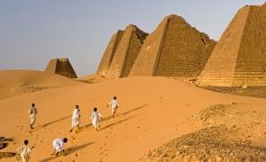 piramide sudan