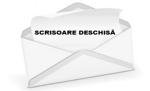 scrisoare deschisa