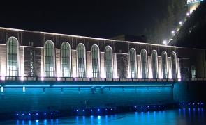 centrala hidroelectrică Dimitrie Leonida