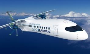 airbus zero e
