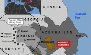 Nagorno-Karabakh armenia azerbaijan
