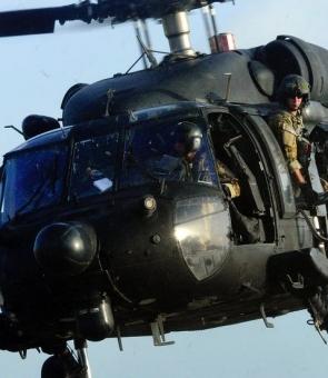 black hawk elicopter
