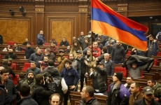armenia parlament proteste