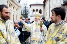 Patriarhul Daniel, Bobotează