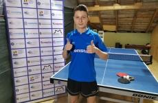 Darius Movileanu campion mondial la tenis de masă