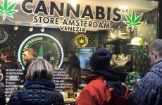 Canabis, amsterdam