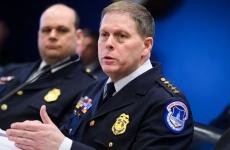 Steven Sound, șeful demisionar al poliției Capitoliu