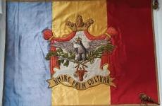 drapel istoric Ateneu Iași