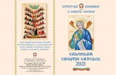 calendare 2021 Episcopia Basarabiei