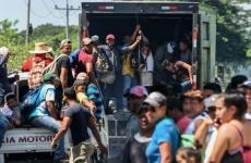 migranți Honduras