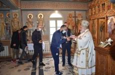 Episcopul Visarion, rugăciuni, persoane private de libertate