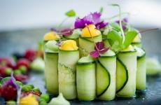 mâncare vegană, restaurant