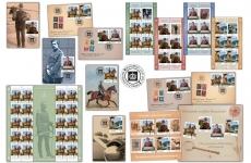 timbre regii României